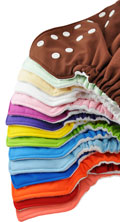 available colors of fuzzibunz reusable diapers
