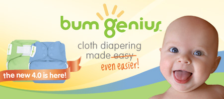 new bumgenius 4.0 one size cloth diapers