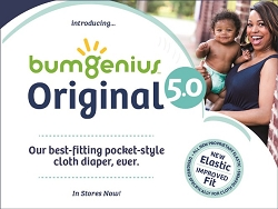 bumgenius 5.0 cloth diaper